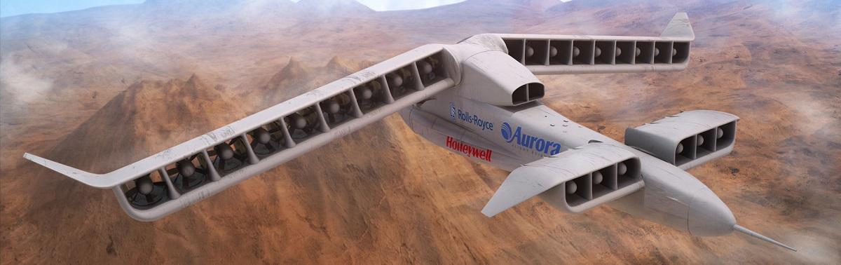 Uçan Taksi Projesinde Uber ile Birlikte Çalışan Aurora'nın Talibi Boeing