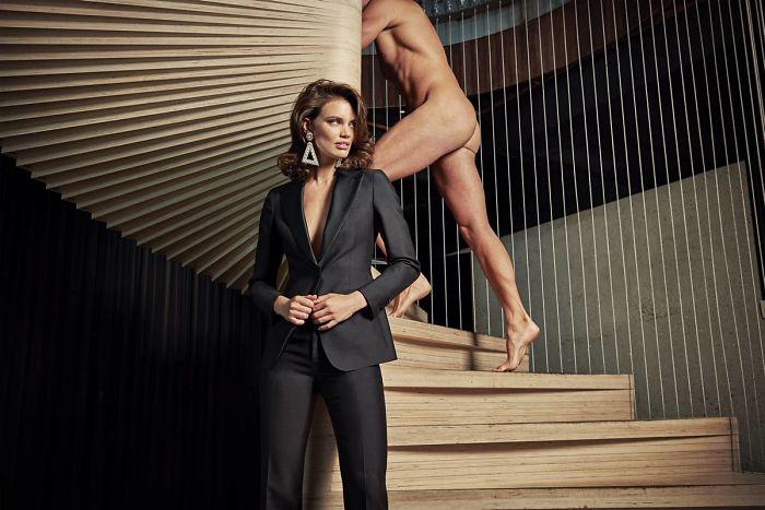 Kadınların, Erkekleri Nesneleştirdiği Reklam Kampanyası
