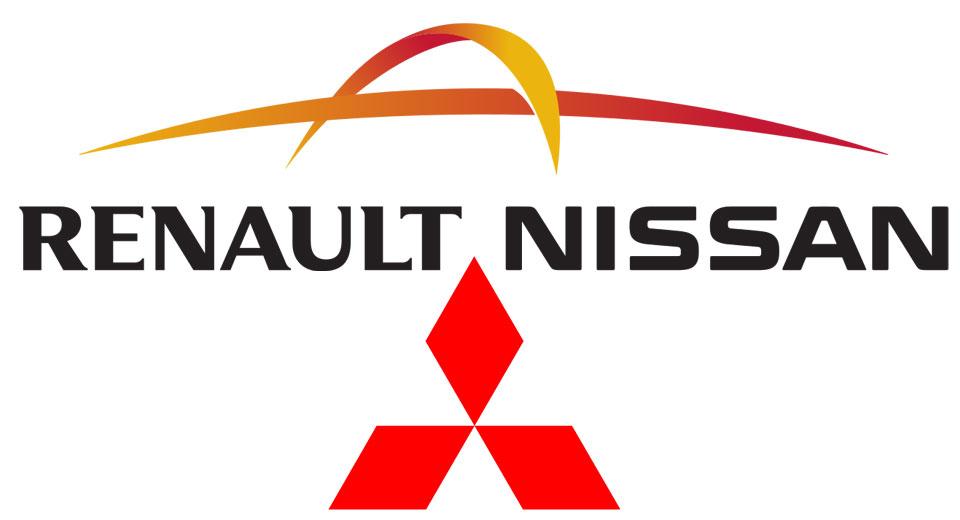 Nissan, Renault ve Mitsubishi Ortaklığına Yeni Logo Tasarımı