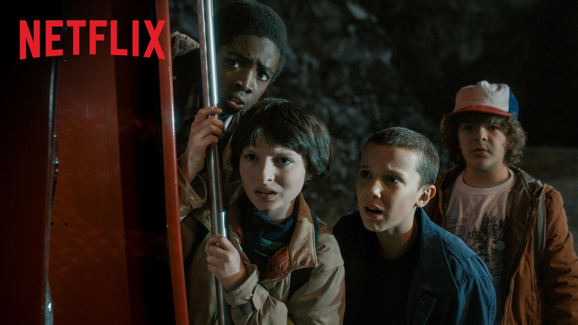 Netflix, Stranger Things'in 2. Sezonunu Barış Manço'yla Tanıttı