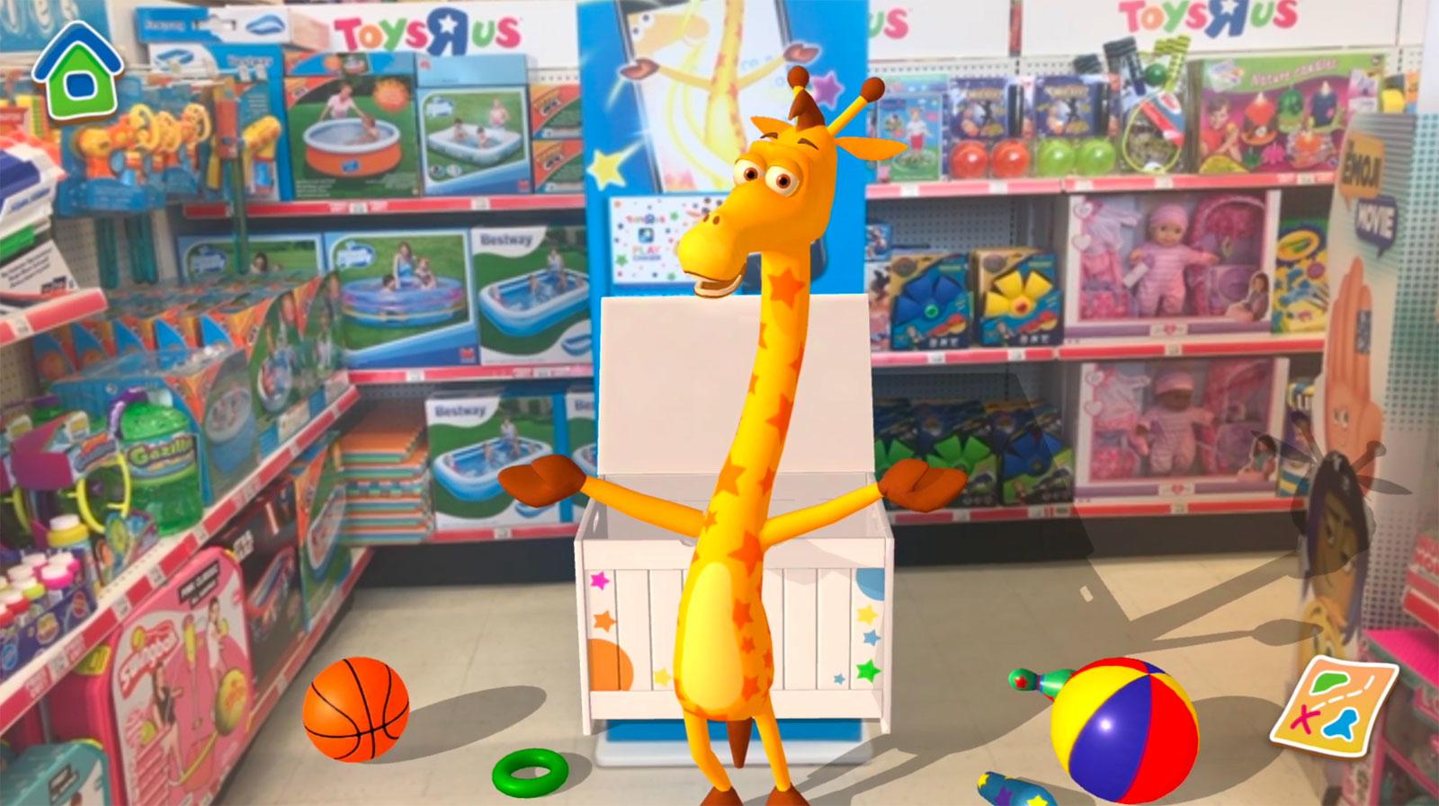 Toys R Us Artırılmış Gerçeklikle Eski Günlerine Dönmeyi Hedefliyor