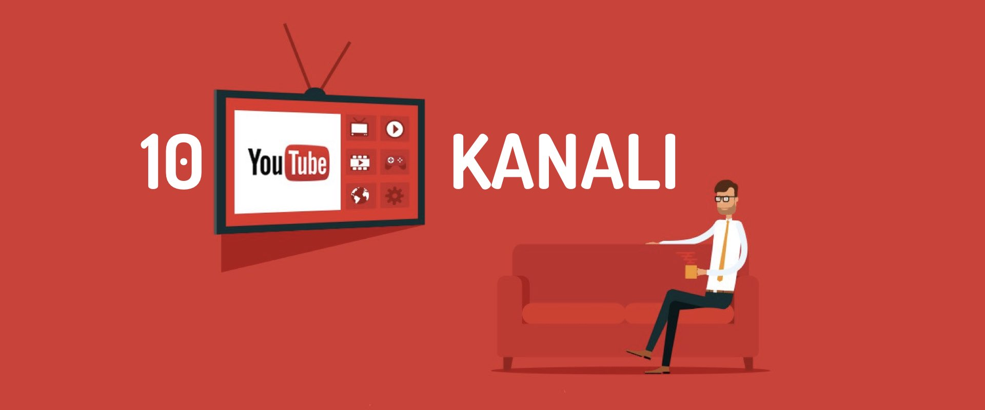 Pazarlama ve İş Dünyasıyla İlgili Takip Edilmesi Gereken 10 YouTube Kanalı