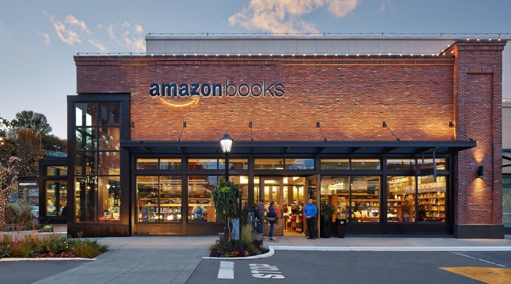 Amazon, Kitap Dükkanlarından Fazla Gelir Sağlayamıyor