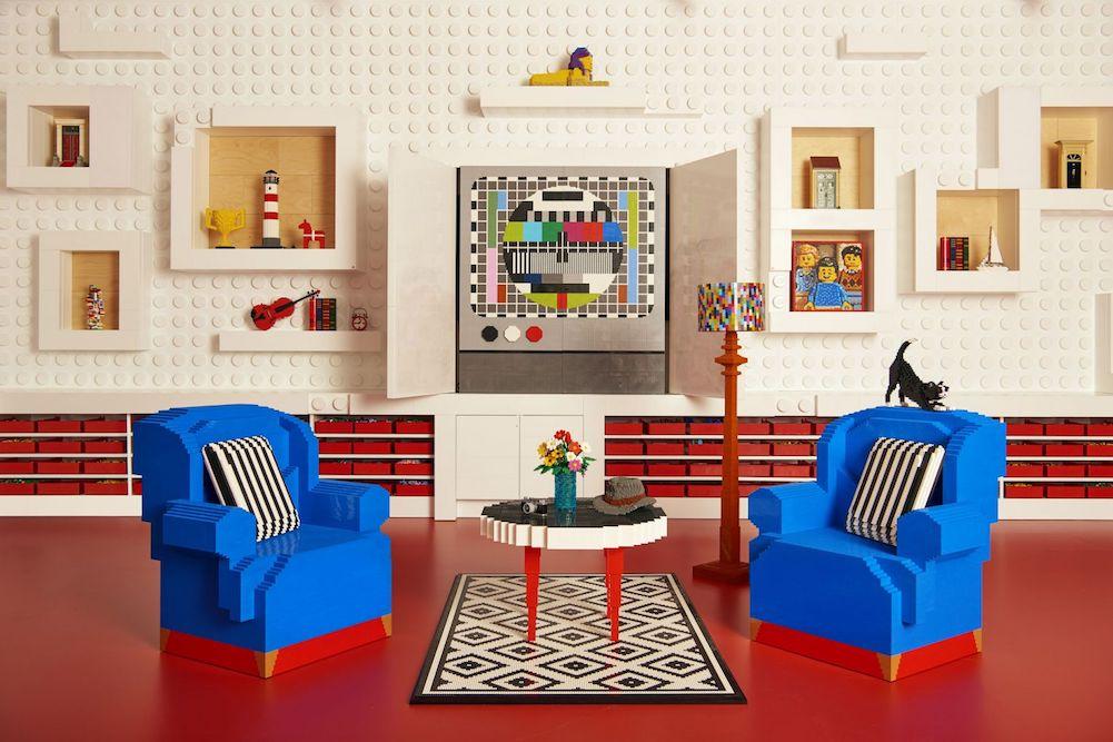 Airbnb'nin Sorusuna En Yaratıcı Cevabı Verin, LEGO Evi'nde Unutulmaz Bir Gece Geçirin!