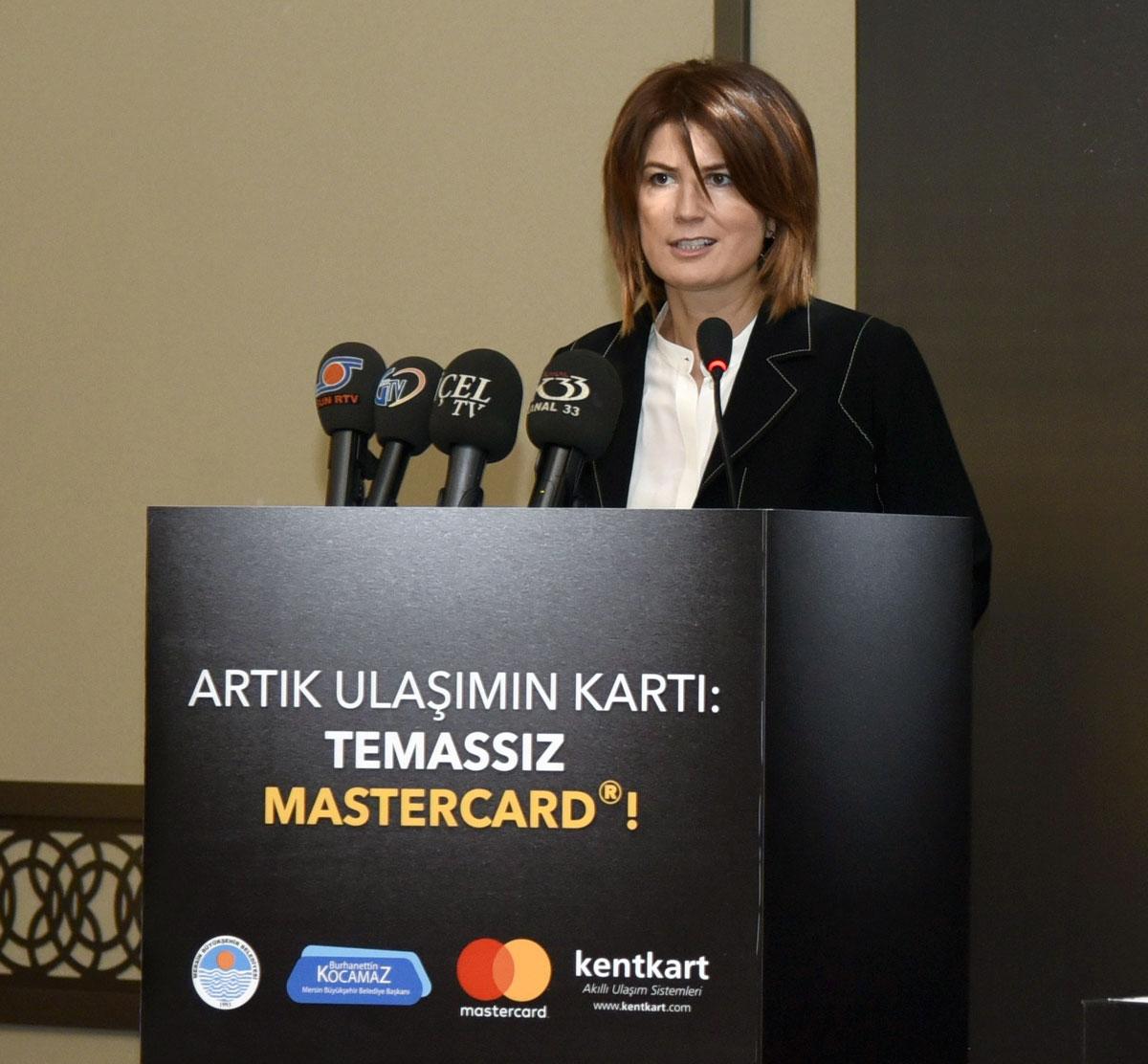 Mastercard'dan Üst Düzey Atama; Yasemin Bedir Kuzey Amerika Başkan Yardımcısı