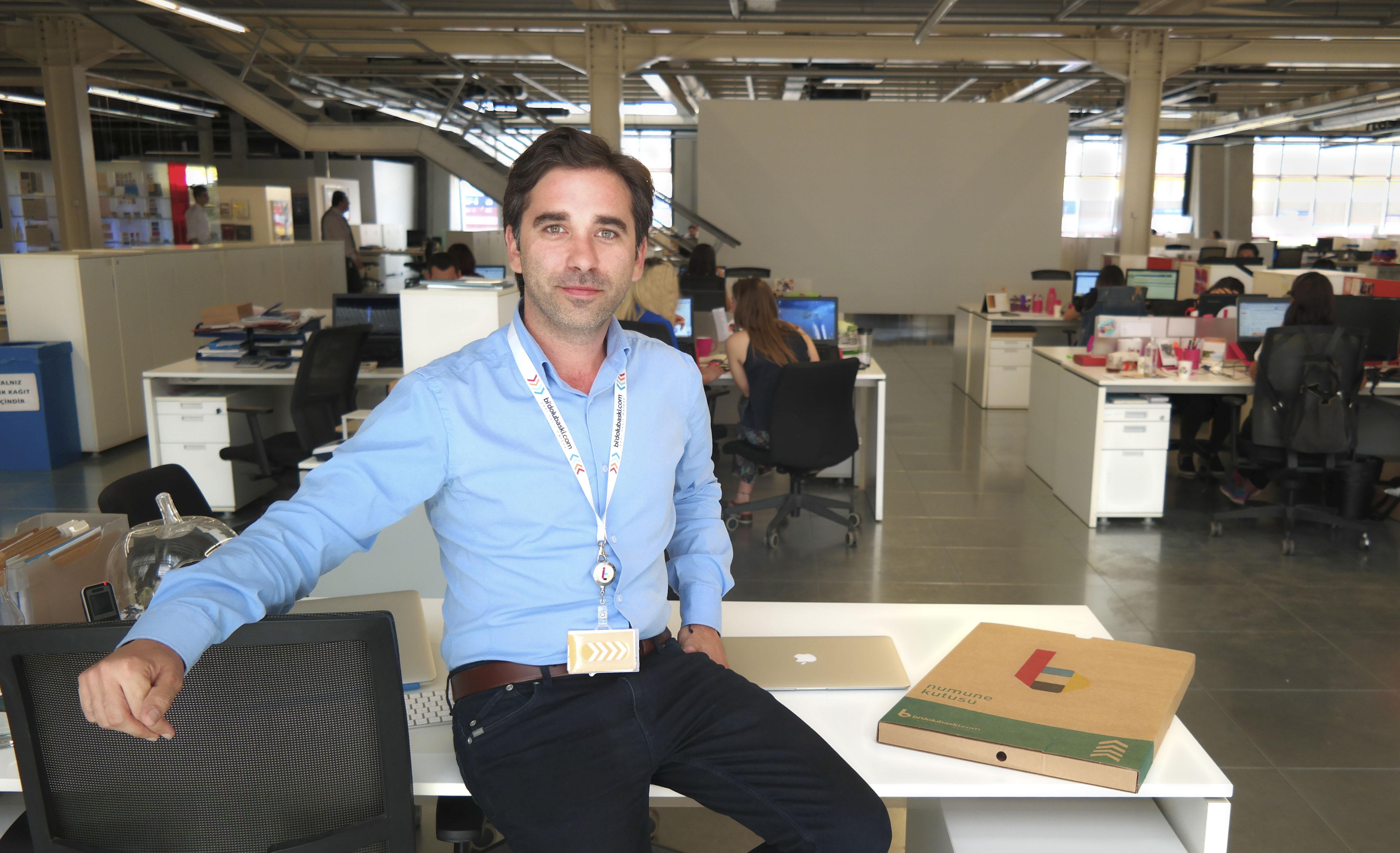 Bidolubaskı CEO'su Ömer Atakoğlu ile Online Matbaacılık Üzerine