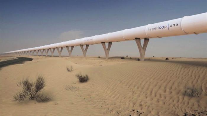 """Türkiye'de """"Hyperloop Projesi"""" Neden Olmasın?"""