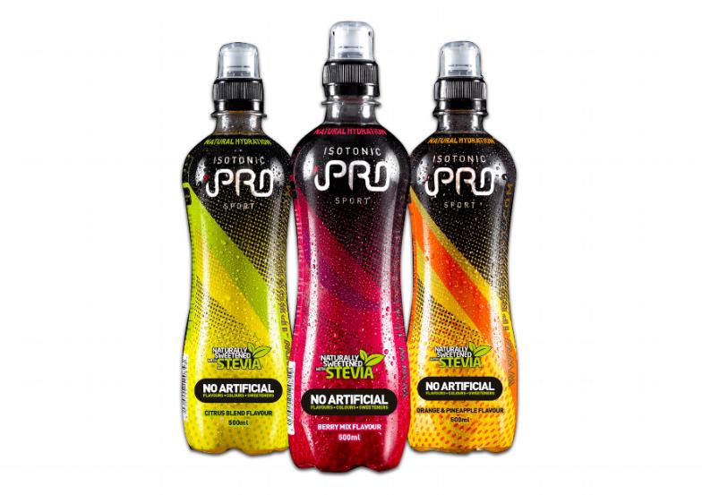 İngiliz Sporcu İçeceği iPro Sport Türkiye Pazarına Girmeye Hazırlanıyor