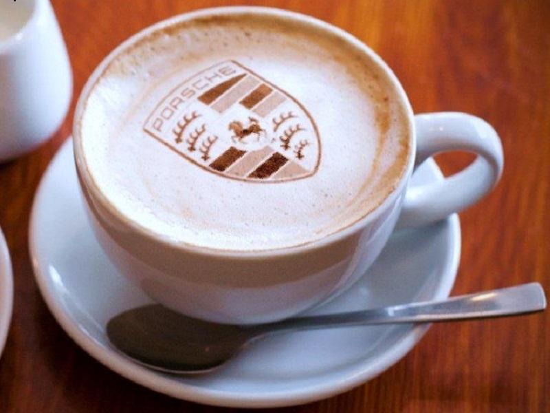 Porsche kahve