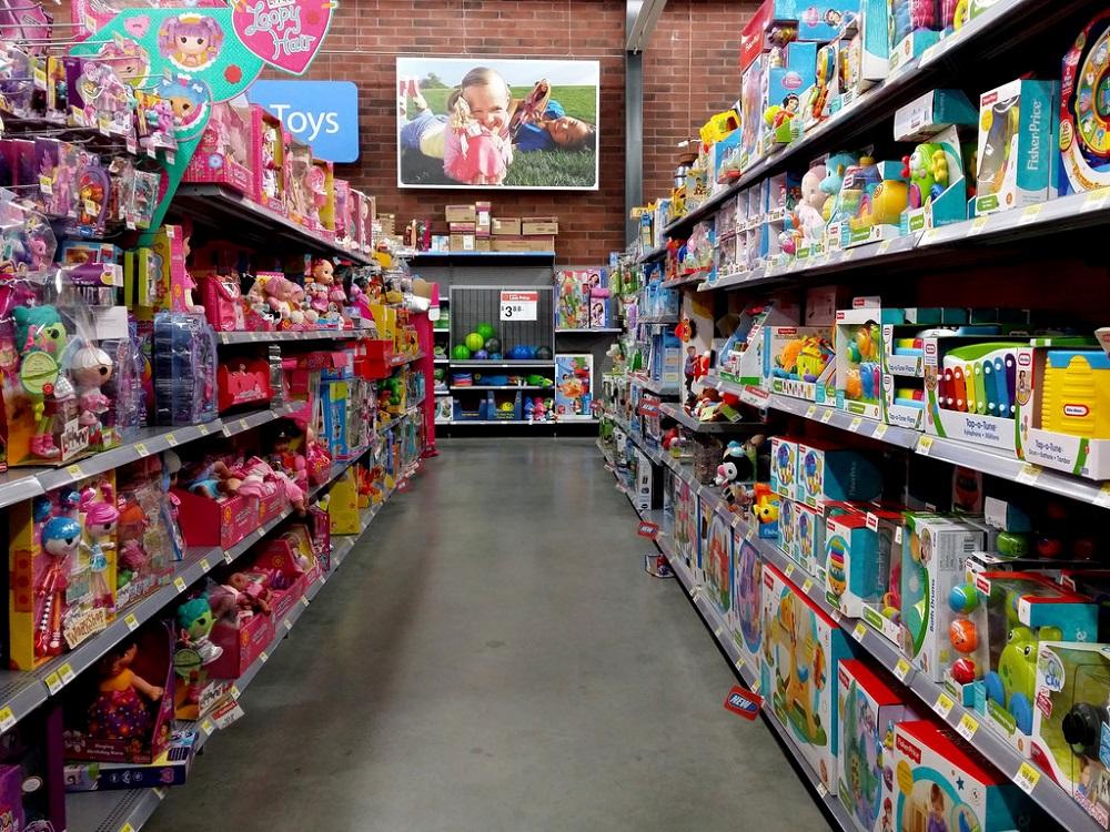 Oyuncak Devi Toys R Us'ın İflası Walmart'ın İştahını Kabarttı