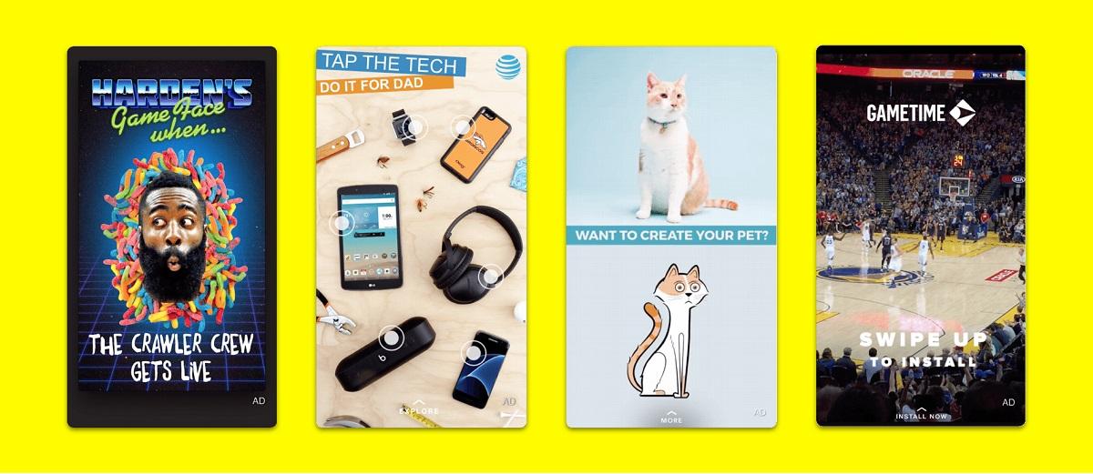 Snapchat, Reklamverenlere Piksel Takibiyle İstatistik Sağlayacak