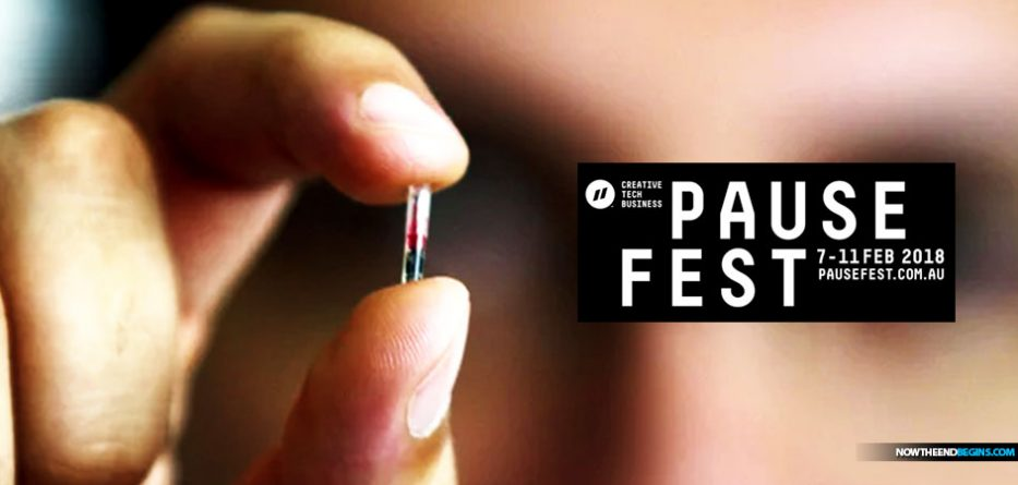 Bilet Yerine İnsan Vücuduna Mikroçip Yerleştiren Teknoloji Festivali