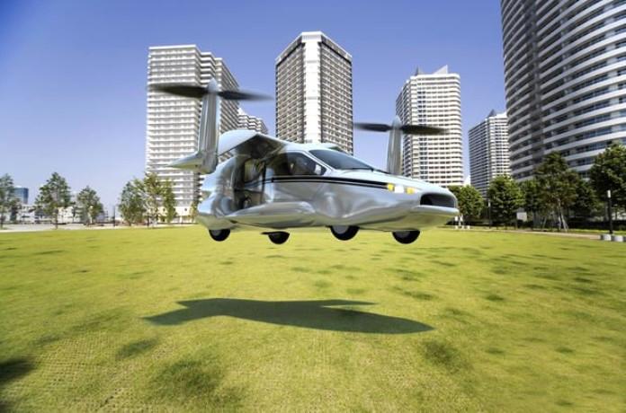 Volvo: Uçan Arabalar İki Yıl İçinde Piyasada Olacak