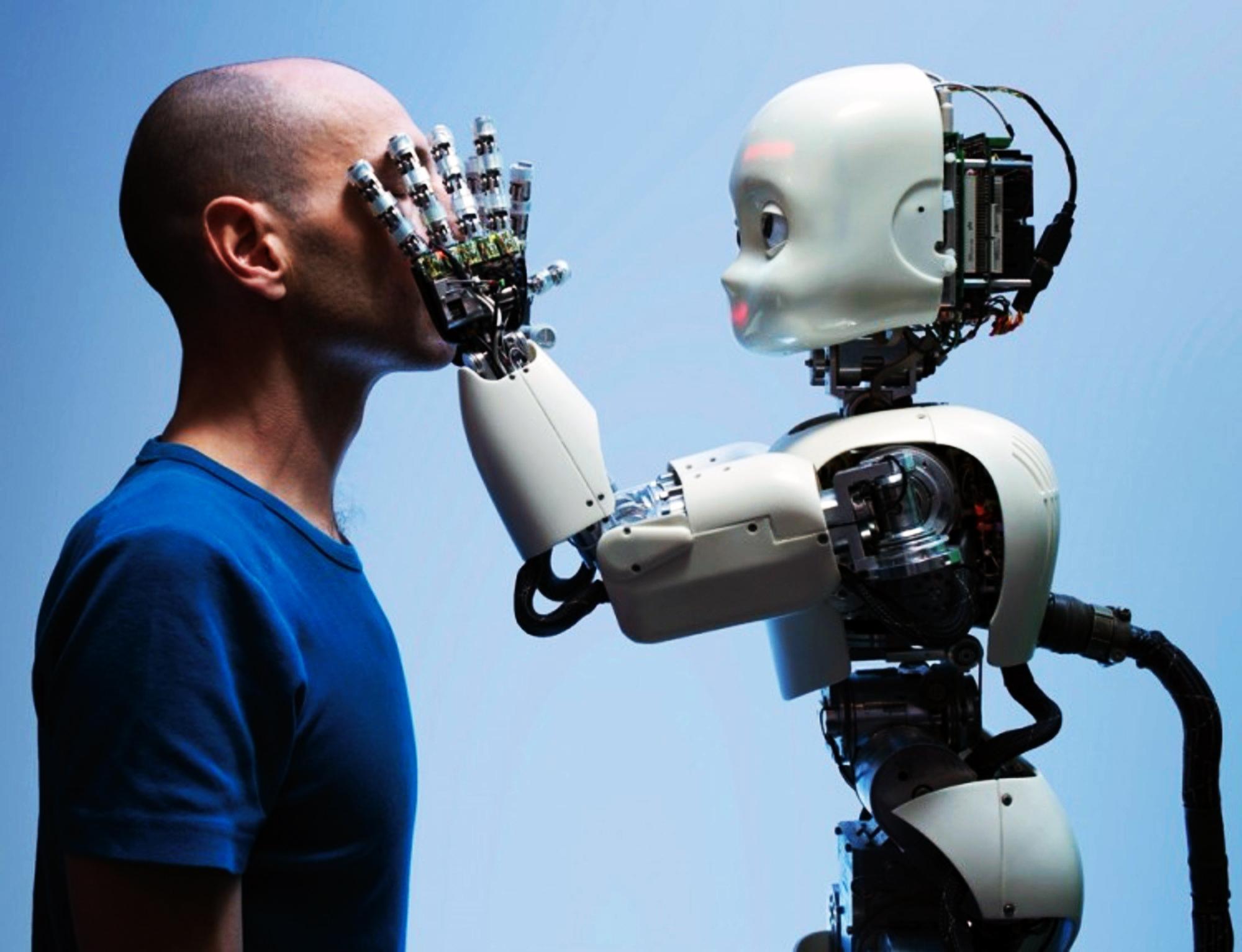 2017 Mobilin Değil Robotların Yılı Oldu