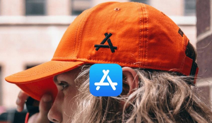 Apple, Yeni App Store Logosu Yüzünden Davalık Oldu