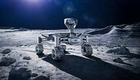 Audi Ay'a Çıkmaya Hazırlanıyor