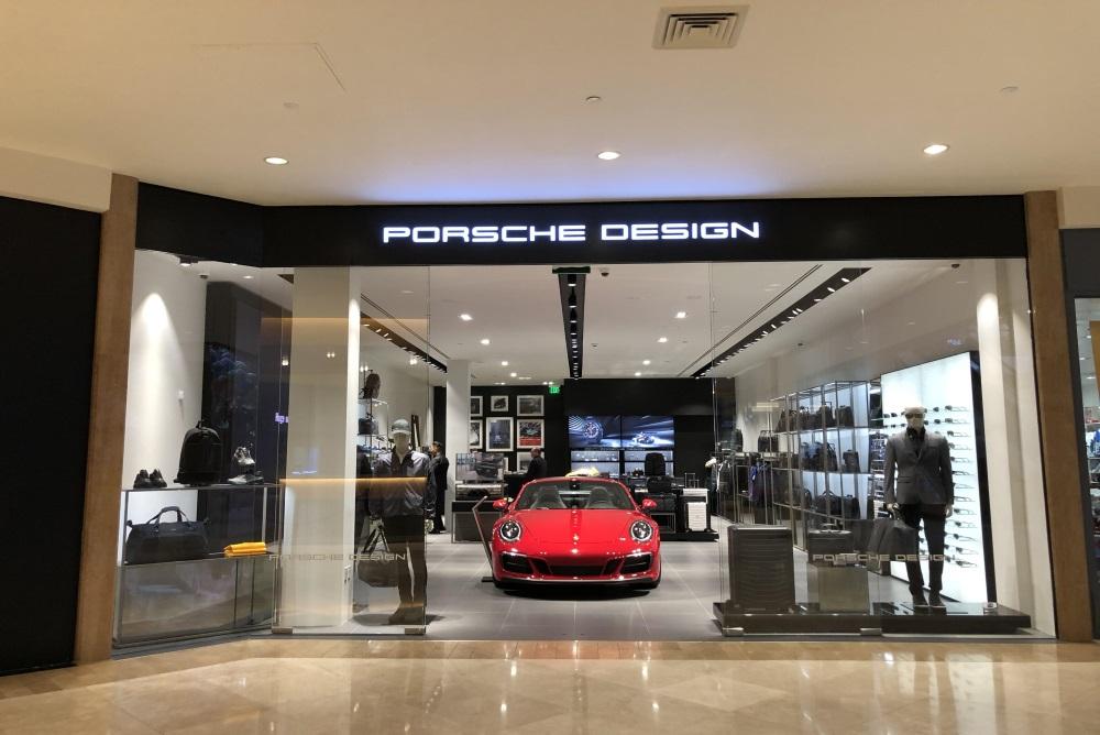 Porsche'tan Eski Lokasyonunda Yeni Konseptli Mağaza