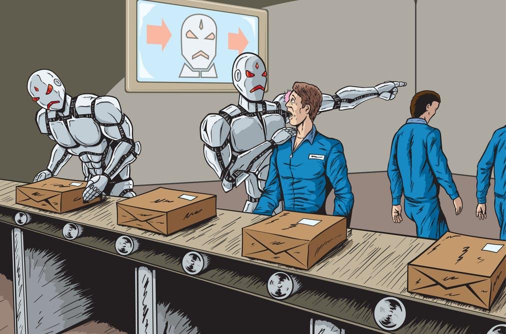 Robotlar, 2030 İtibarıyla 800 Milyon Kişiyi İşsiz Bırakacak