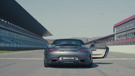 Mercedes'ten Olağanüstü Bir Mülakat