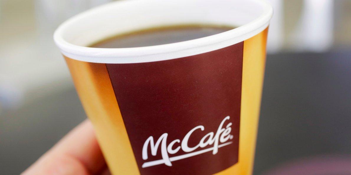 McDonald's'tan Pazartesi Günlerine Özel Kahve İkramı