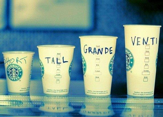 Starbucks'ın Bardak İsimleri Neden İngilizce Değil?