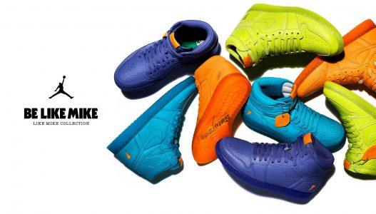 Jordan Ayakkabıları, Sporcu İçeceği Renklerine Boyandı