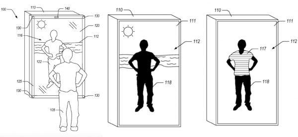 Amazon, Kıyafetleri Sanal Ortamda Denemenize İmkan Tanıyan Ayna Patenti Aldı