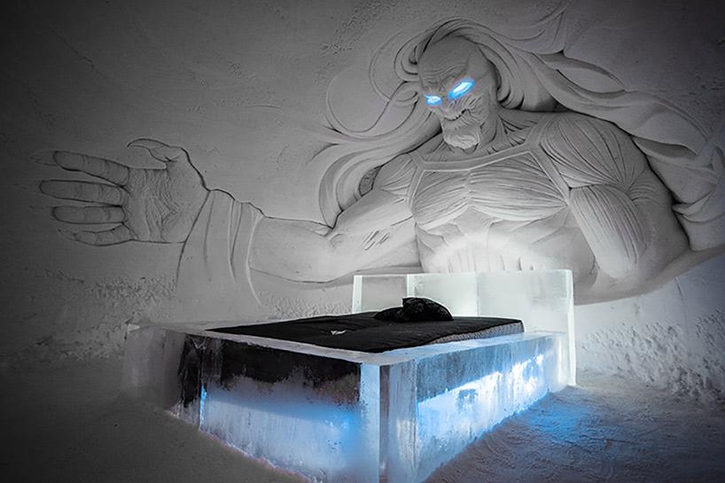 Game of Thrones Temalı Buz Otel