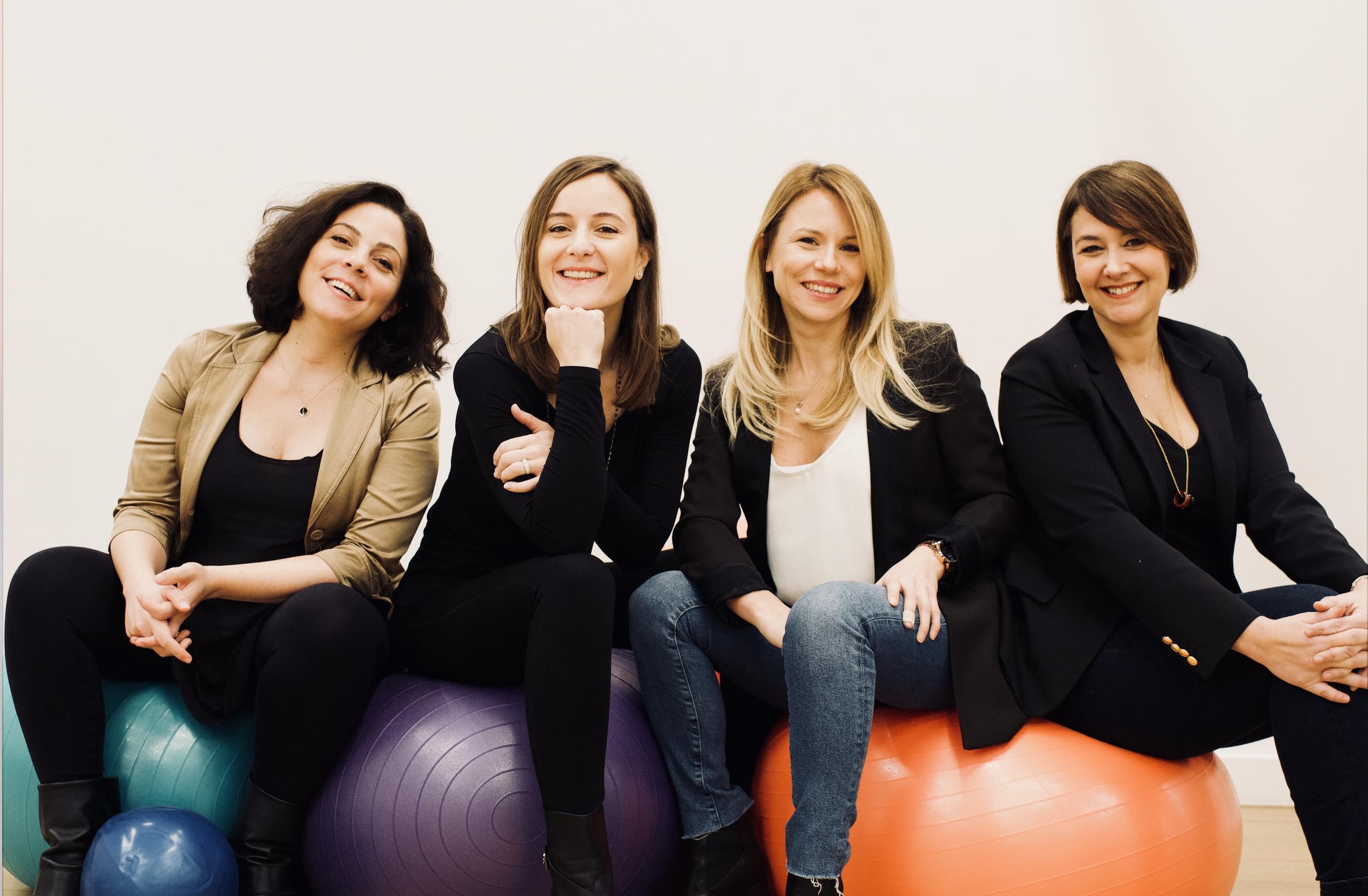 Heryerdepilates.com'un Kurucuları Tanem Küriş ve Banu Erdi ile Pilates Hakkında Konuştuk