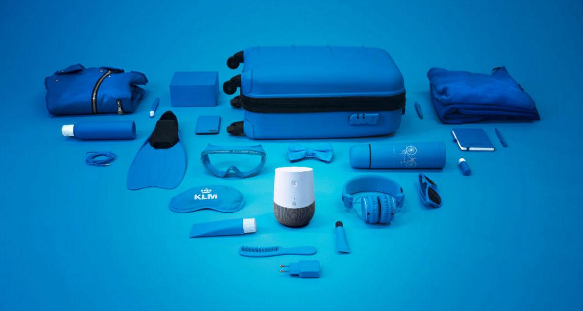 Valiz Toplarken Yardıma mı İhtiyacınız Var? KLM Servis Botu Hizmetinizde