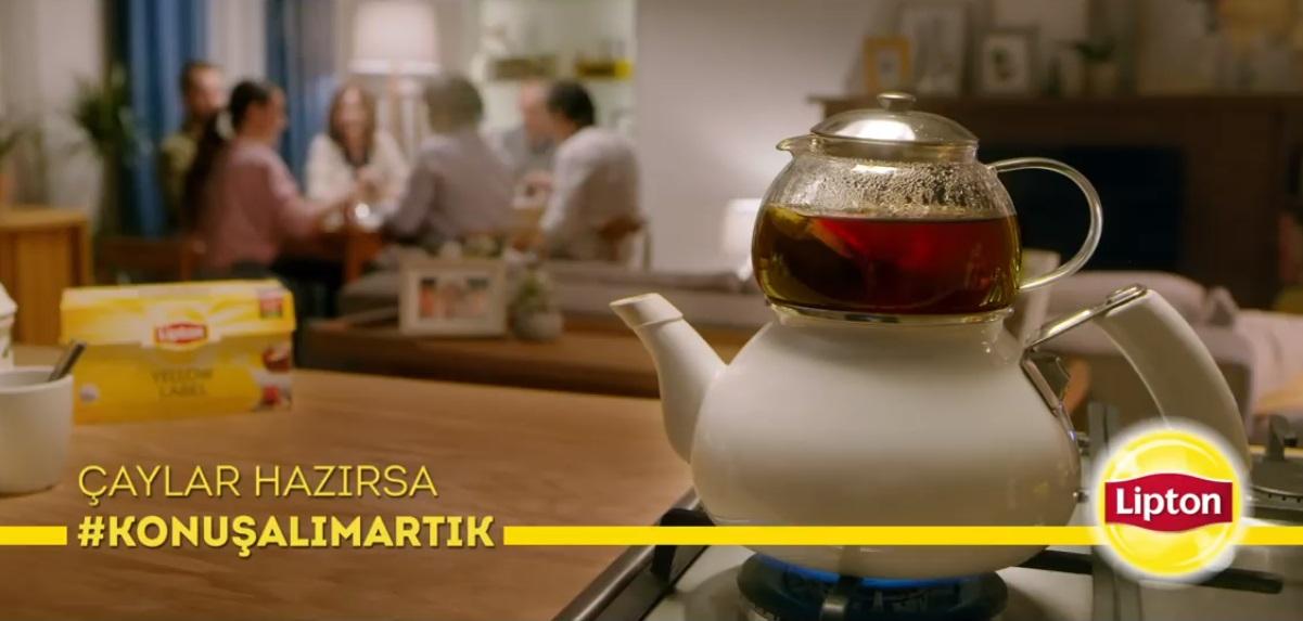 Lipton Türkiye'den Türk Televizyon Tarihinin En Uzun Reklamı