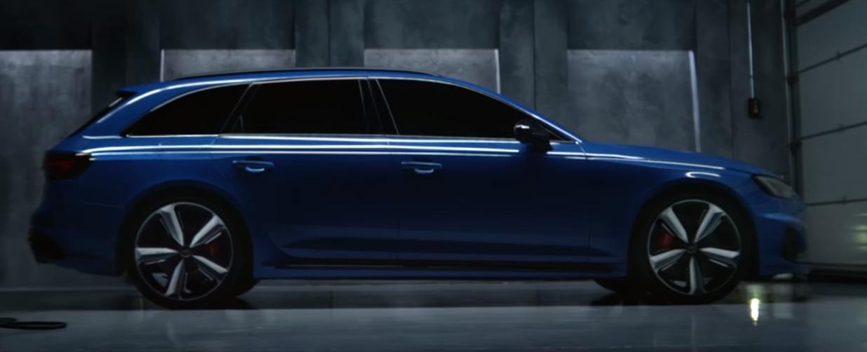 Başrolde Kendisi: Audi'nin Yeni Reklamında Ne Sürücü Ne de Müzik Var