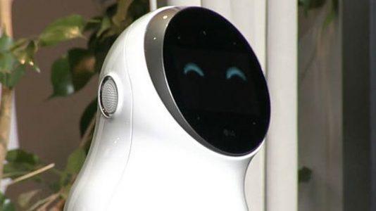 LG'nin Robotu Cloi'nin Fiyaskoya Dönüşen Tanıtımı