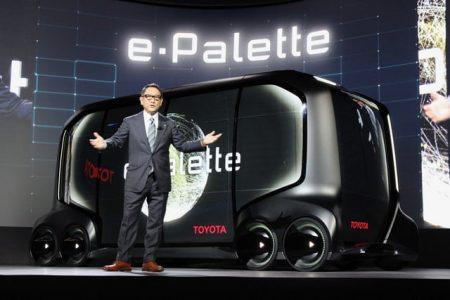 Toyota, Perakendenin Değişim Hızına Yetişmeye Çalışıyor