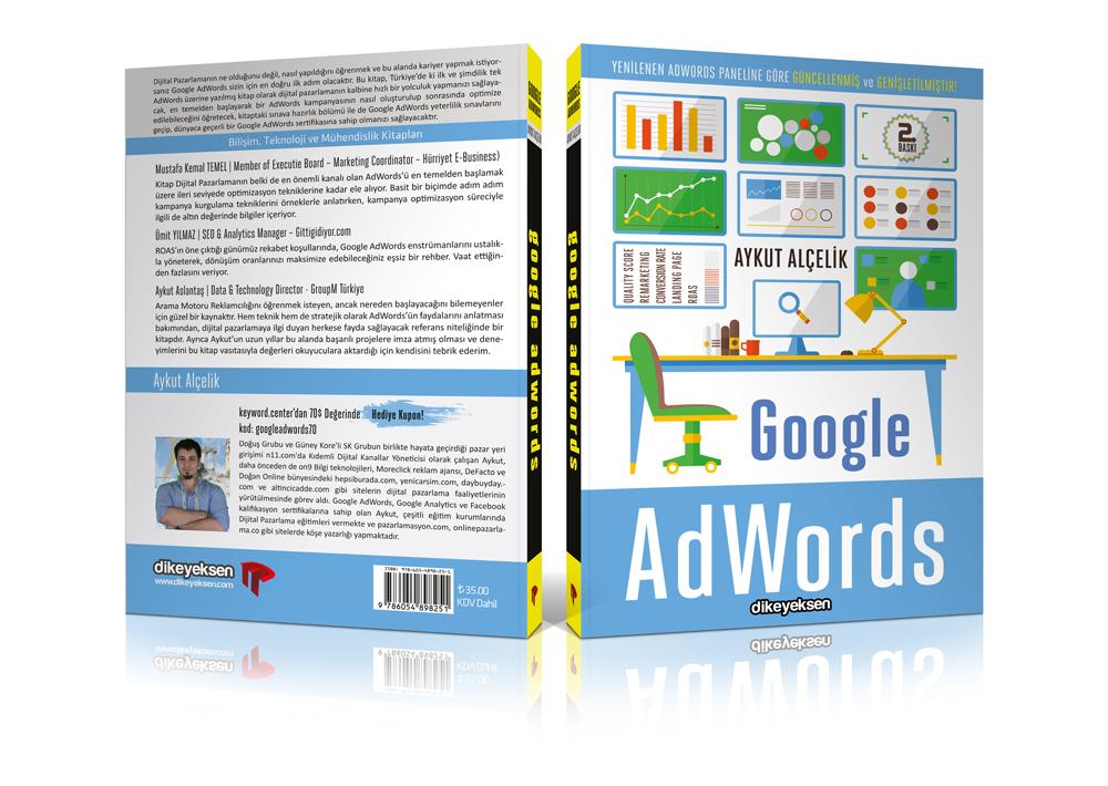 İlk Türkçe Google AdWords Kitabının 2.Baskısı Yayınlandı!