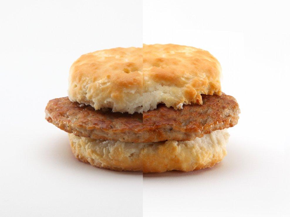 McDonald's Ürün Fotoğraflarını Rötuşlamayı Unuttu