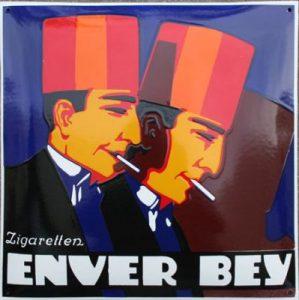 Almanların Enver Paşa'nın Adını Sigara Markasına Verdiklerini Biliyor Muydunuz?