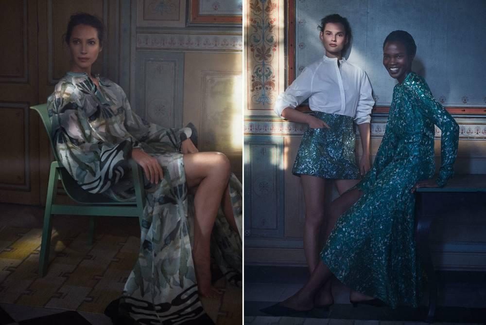 H&M'in Balık Ağı ve Şamdandan Yapılan Moda Ürünleri