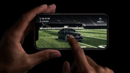 Mercedes, Super Bowl'a Özel Mobil Oyununun Kazananına Araba Verecek