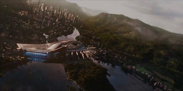 Atlanta Havalimanı, Black Panther Filmindeki Hayali Afrika Ülkesine Uçuş Başlattı