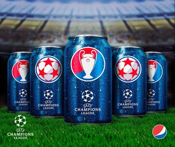 PepsiCo, UEFA Şampiyonlar Ligi Ortaklığını Uzattı