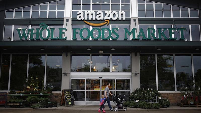 Amazon Go'nun Kasiyersiz Market Teknolojisi Whole Foods'a Uyarlanıyor