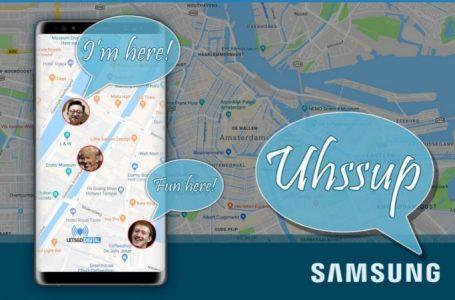 Samsung'un Uhsupp'ı WhatsApp'a Rakip Mi Oluyor?