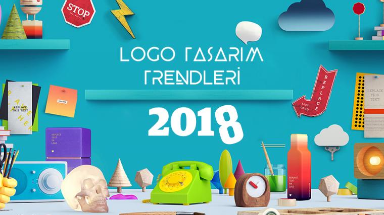 2018 Logo Trendlerini Yakalayın