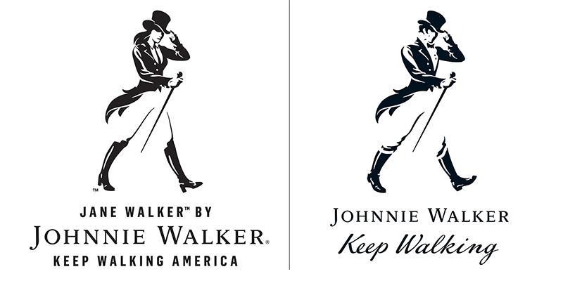 """Neredeyse Yüzyıl Sonra Johnnie Walker Şişelerinde """"Jane Walker"""" Yürüyor"""