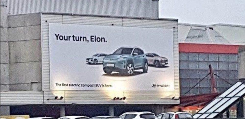 """Hyundai, Tesla'ya Meydan Okuyor: """"Senin Sıran, Elon."""""""