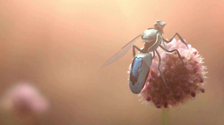Black Mirror'daki Robot Arılar Gerçek Oluyor