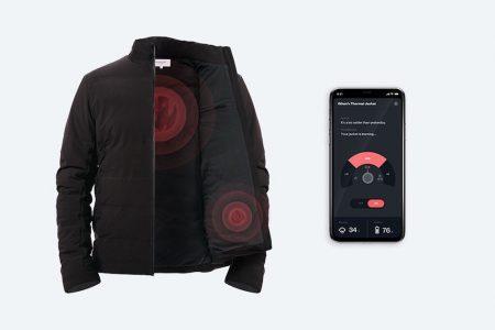 İçinde Bulunduğunuz Hava Koşullarına Göre Kendini Ayarlayabilen Akıllı Ceket