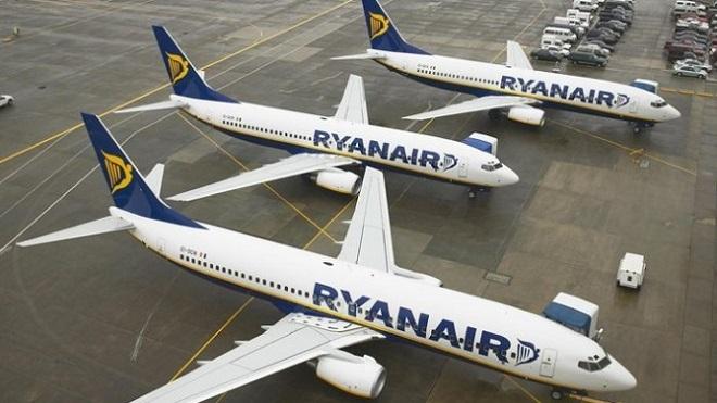 Ryanair Türkiye'ye Uçuş Başlattı