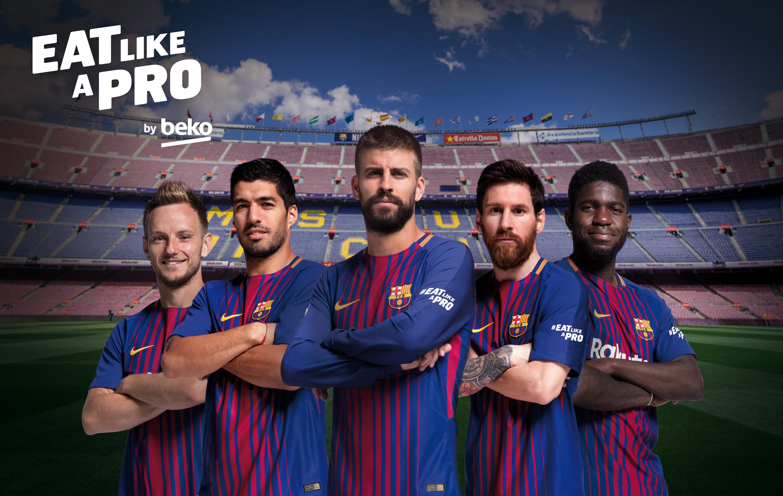 Beko, FC Barcelona ve UNICEF'ten Çocuklarda Obeziteye Karşı 1 Milyon Euro'luk Global Adım